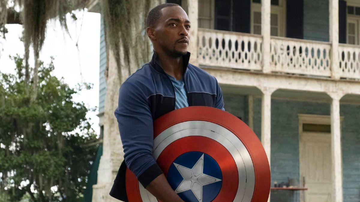El nuevo Capitán América del MCU ahora es un oficial de Twitter