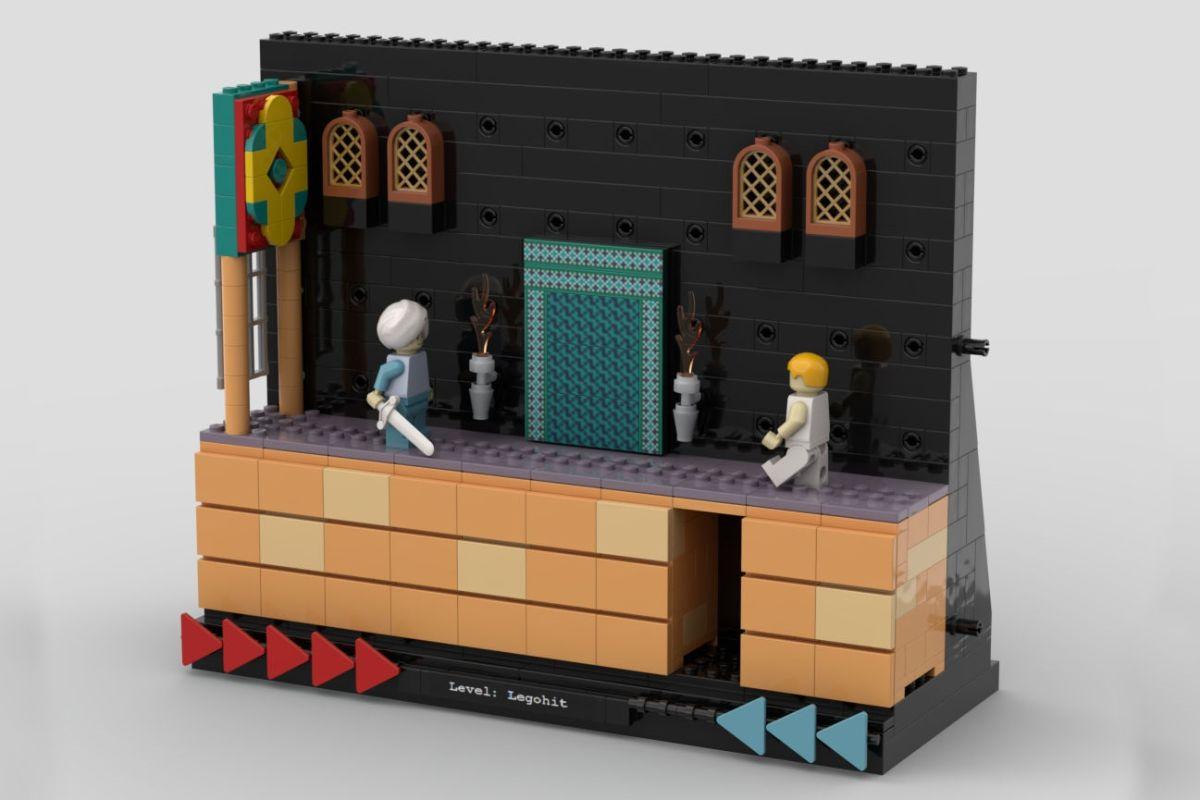 Este set de Lego Prince of Persia podría volverse real si lo vota