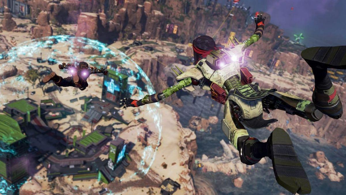 El evento Apex Legends War Games trae cinco nuevos modos la próxima semana