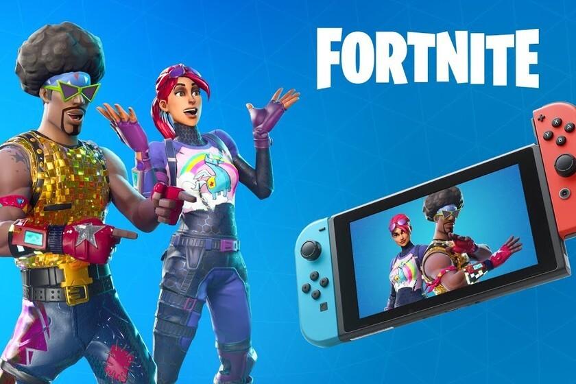 Un video comparativo nos muestra cómo los gráficos de Fortnite han mejorado en Nintendo Switch con su última gran actualización