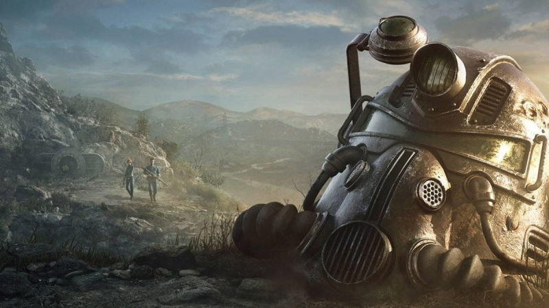 El dataminer de Fallout 76 encuentra un mapa que se parece mucho a Washington DC