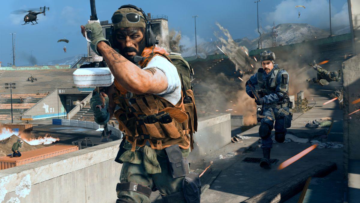 Las actualizaciones de Call of Duty: Warzone PS5 y Xbox Series X / S están en proceso