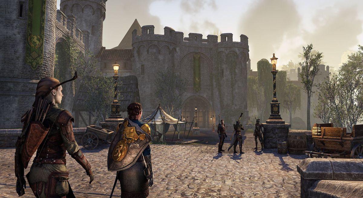 Elder Scrolls Online está obteniendo una nueva moneda en el juego que puedes usar para artículos de caja de botín