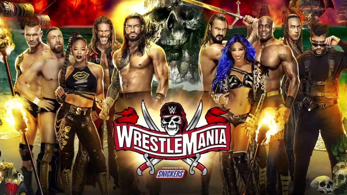 Cómo ver WWE WrestleMania 37: Live Stream Wrestling desde cualquier lugar