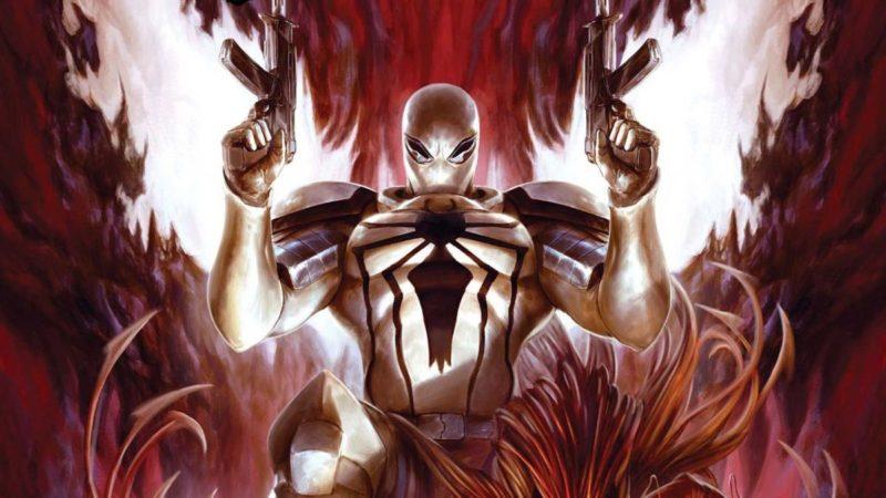 Flash Thompson se une a Extreme Carnage para enfrentarse a los hijos de Venom