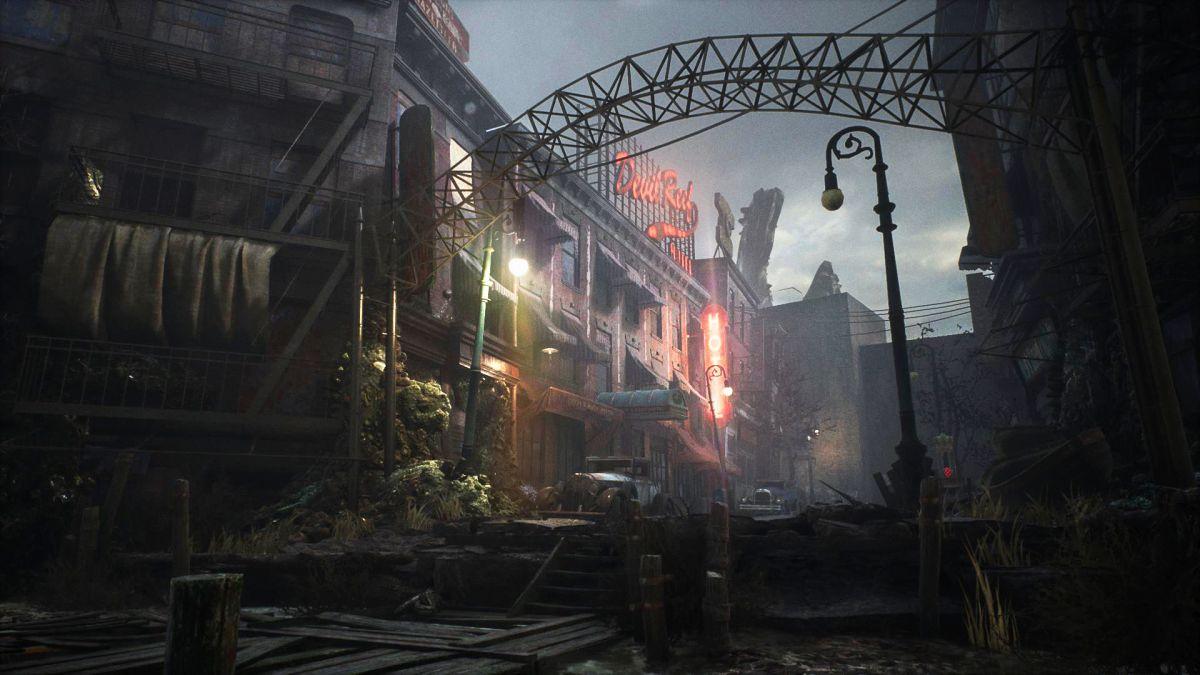 The Sinking City ya está disponible en Xbox Series X.