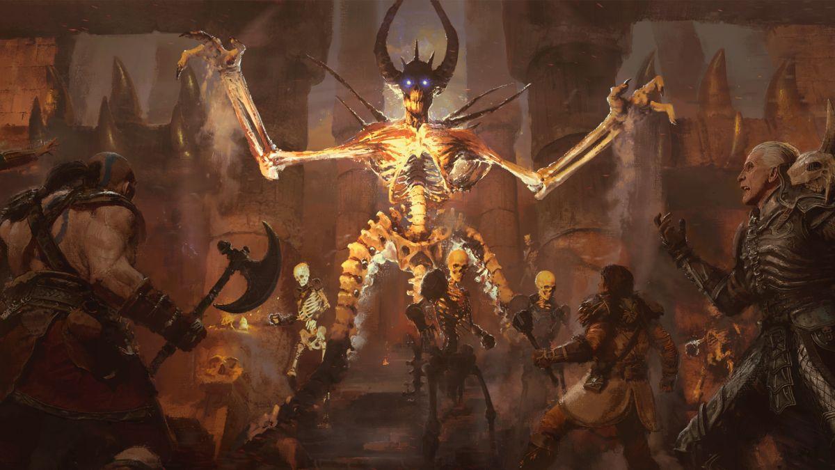 Diablo 2: Risen Technical Alpha el 9 de abril con tres clases y dos actos