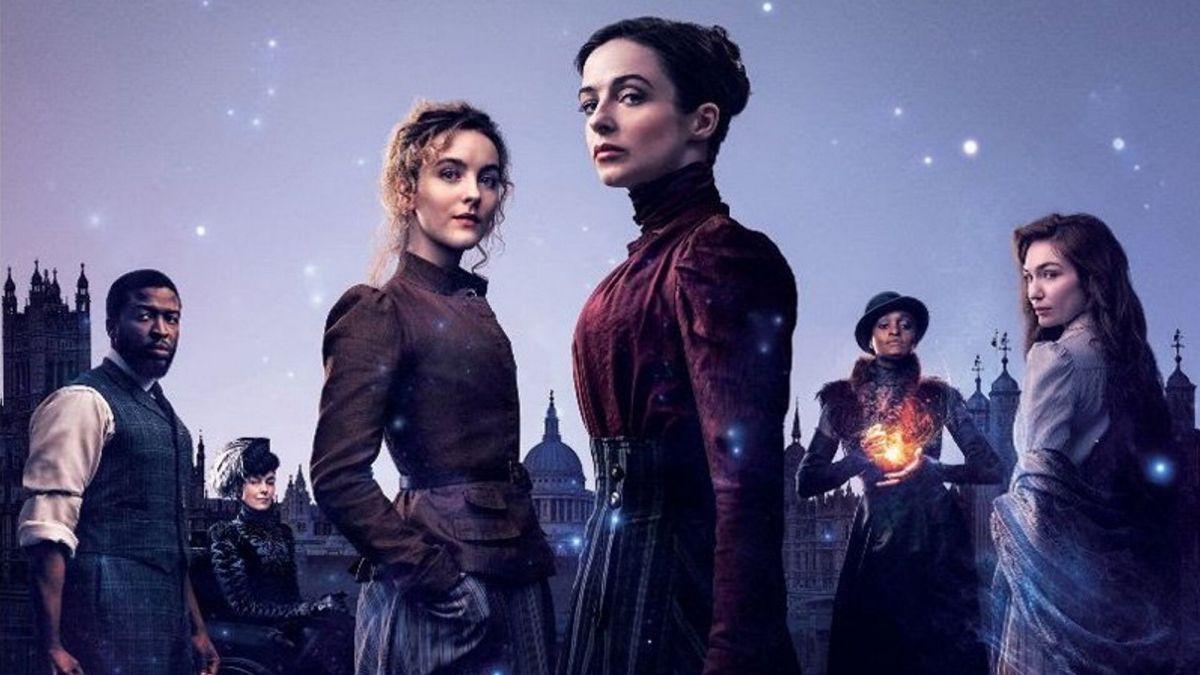 Cómo ver The Nevers: dónde transmitir ciencia ficción victoriana
