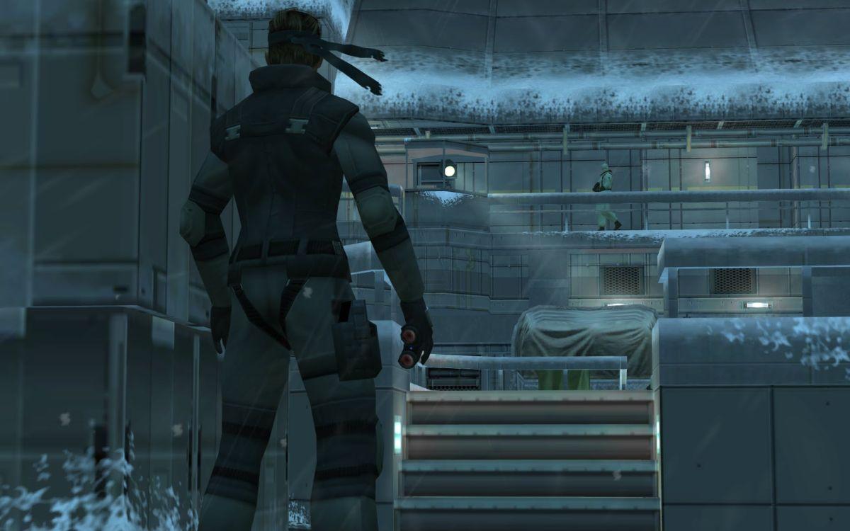 El actor de voz de Solid Snake recurre a los rumores de remake de Metal Gear Solid
