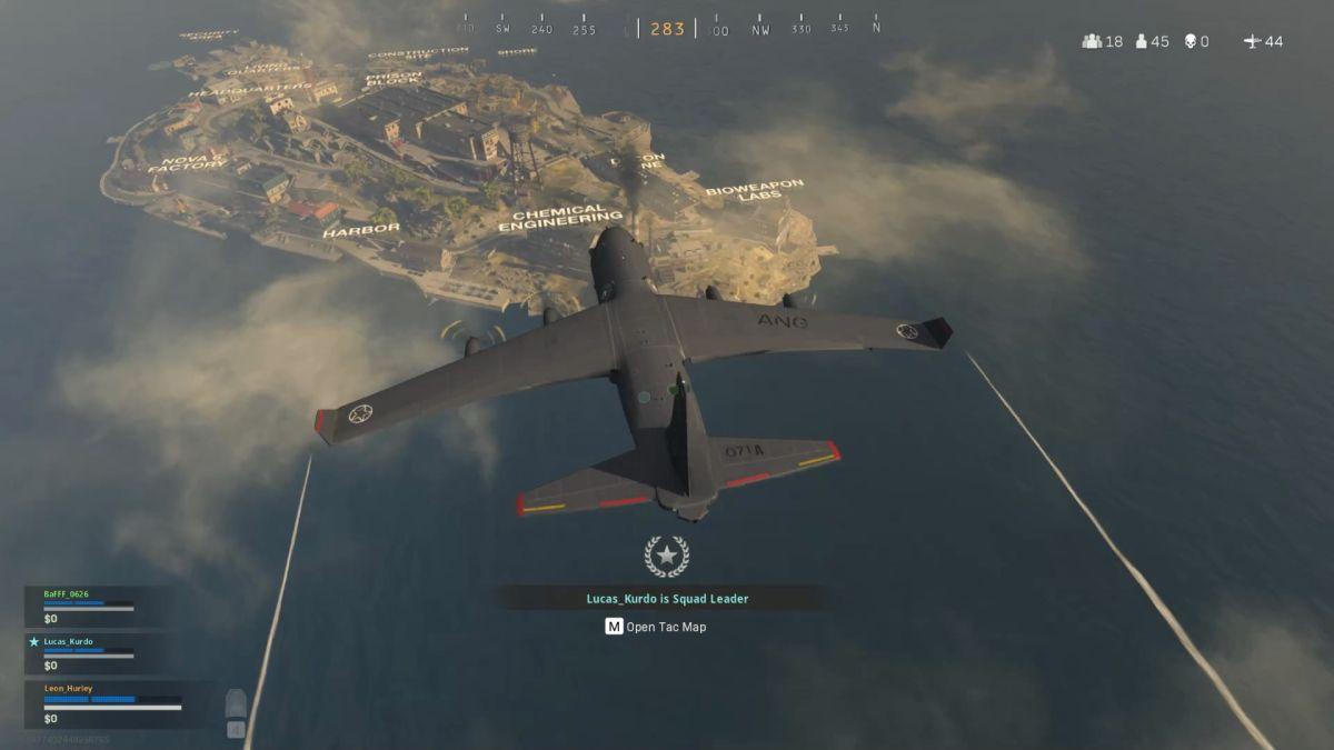 Call of Duty: Warzone Rebirth Island se rediseñará por la noche