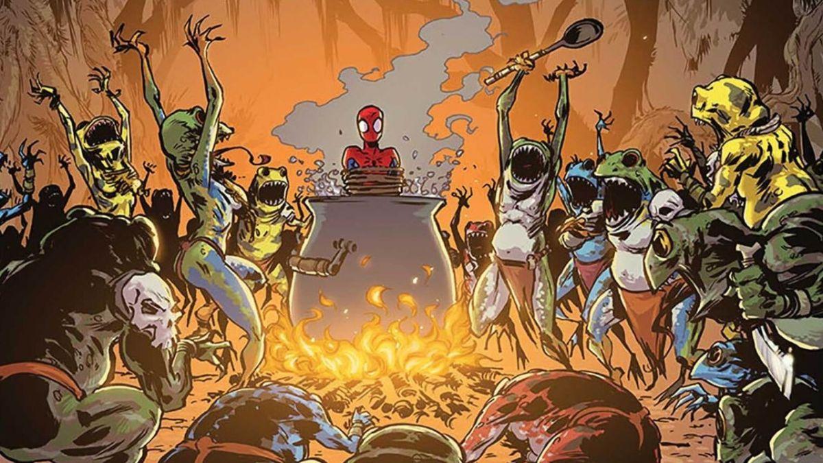 Amazing Fantasy regresa con Spider-Man, Capitán América, Black Widow y Time Travel