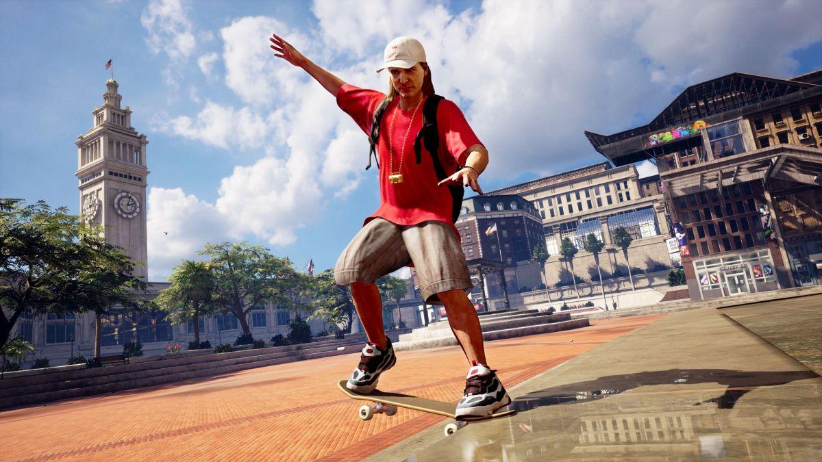 El rendimiento de Tony Hawk's Pro Skater 1 + 2 PS5 y Xbox Series X se analizó uno al lado del otro.
