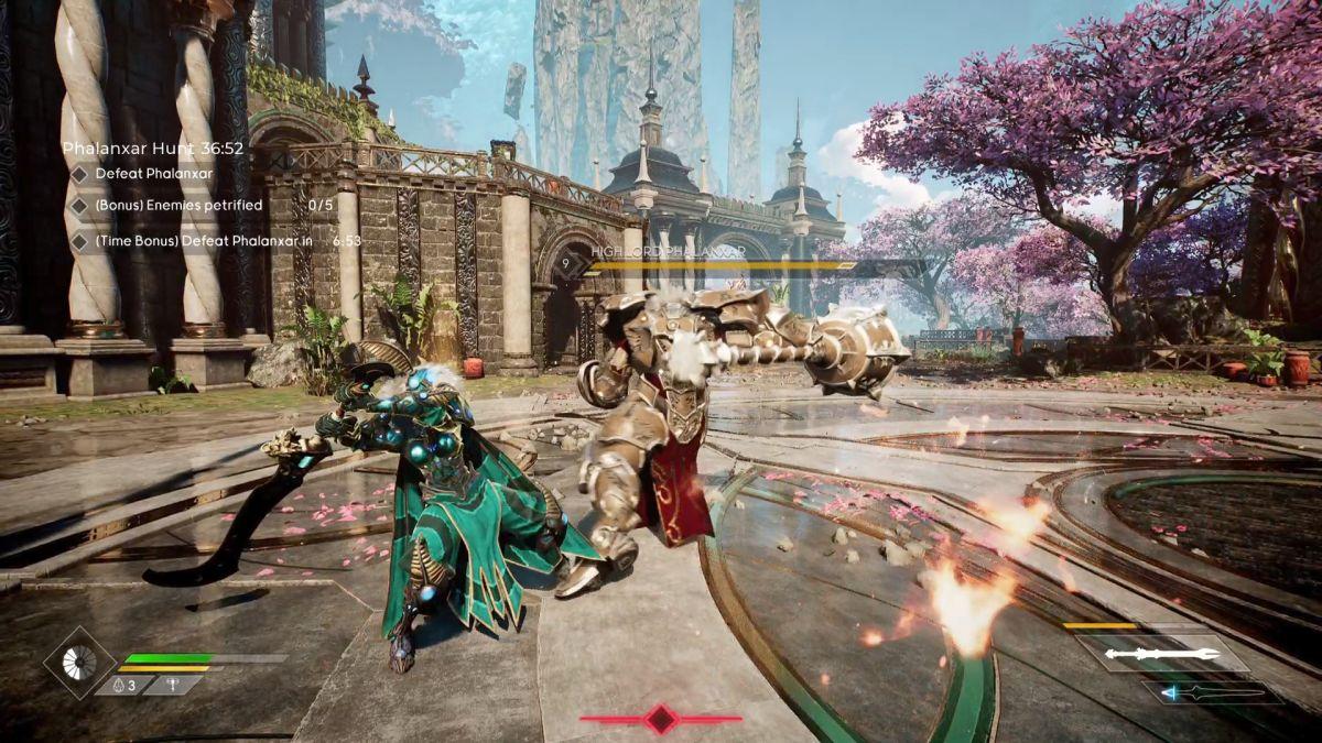 Parece que Godfall llegará pronto a PS4