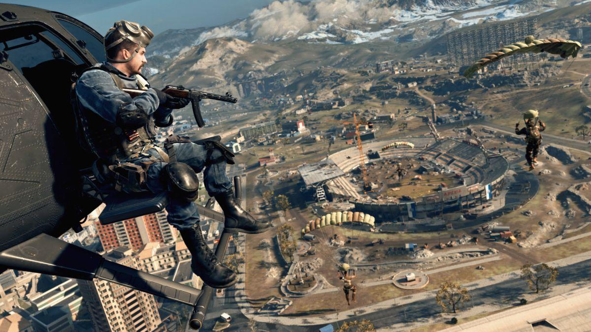 Verdansk 84 es el nuevo mapa de Call of Duty: Warzone