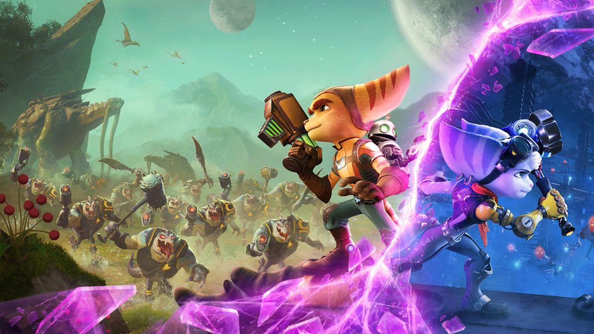 Ratchet & Clank: Rift Apart probablemente se cargará incluso más rápido que el avance del juego