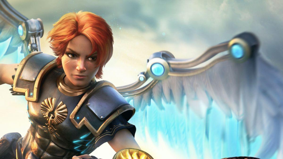 Aquí puedes jugar el tercer y último paquete DLC de Fenyx Rising de Immortal, The Lost Gods