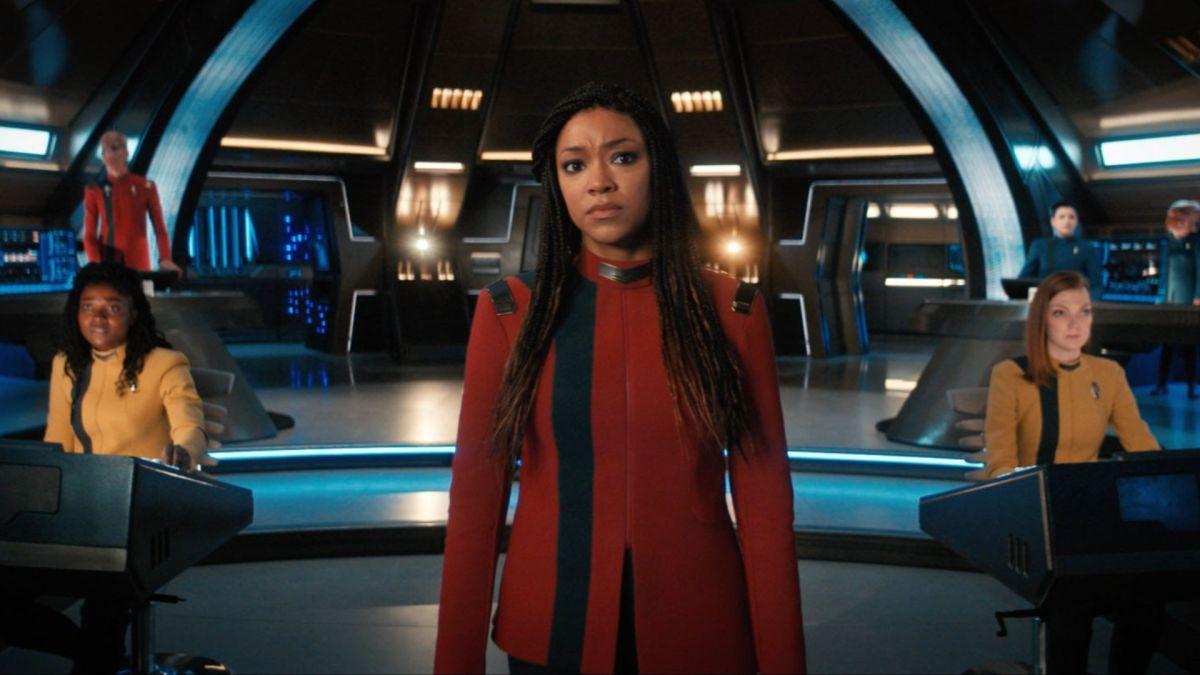 El nuevo tráiler de la cuarta temporada de Star Trek Discovery muestra una nueva amenaza para la Federación
