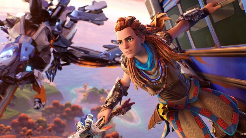Fortnite Aloy Skin confirmado y Horizon Zero Dawn Star obtiene dos eventos especiales