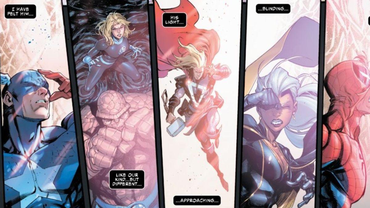 """Los cómics de Avengers se están preparando para una """"locura épica"""" con el número 50, especial del día del cómic gratuito y más"""