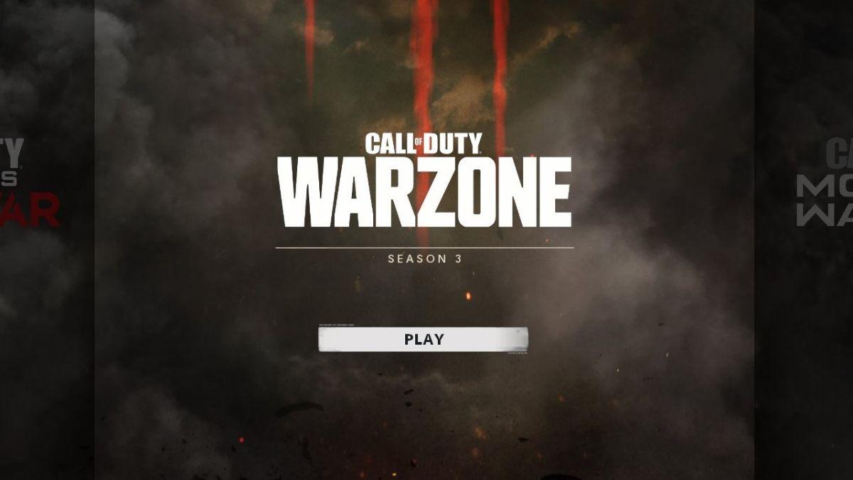 Call of Duty: Los menús de Warzone y Black Ops Cold War fueron rediseñados antes del inicio de la tercera temporada.