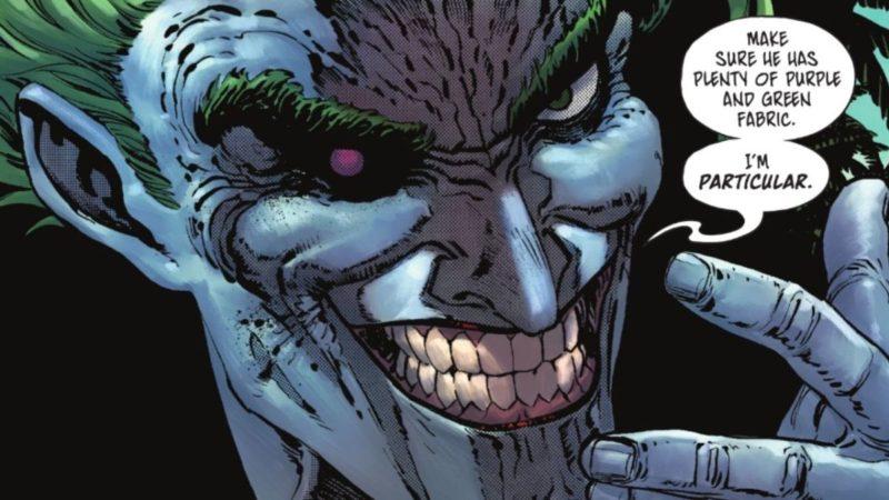 El Joker tiene un nuevo enemigo, y es un viejo enemigo de Batman … una especie de spoiler