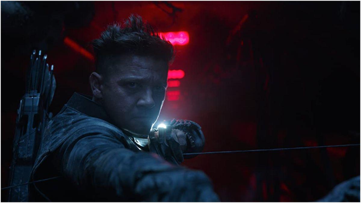 Jeremy Renner celebra la finalización de la serie Hawkeye Disney Plus con una nueva foto