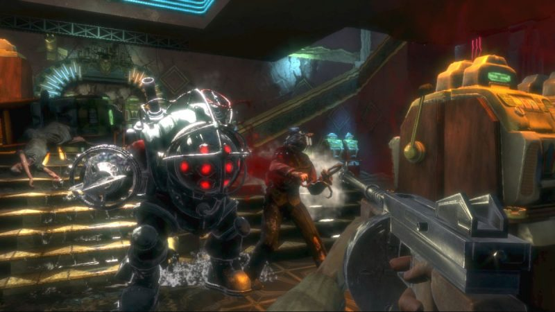 BioShock 4 supuestamente tiene lugar en un mundo abierto
