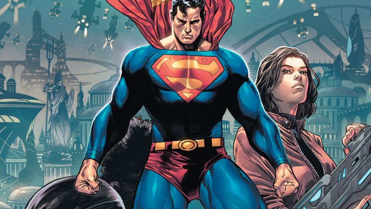 Action Comics está recibiendo otro cambio notable en julio