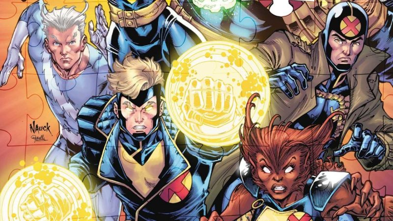La legendaria carrera de los 90 de Peter David en X-Factors renace en X-Men Legends # 5