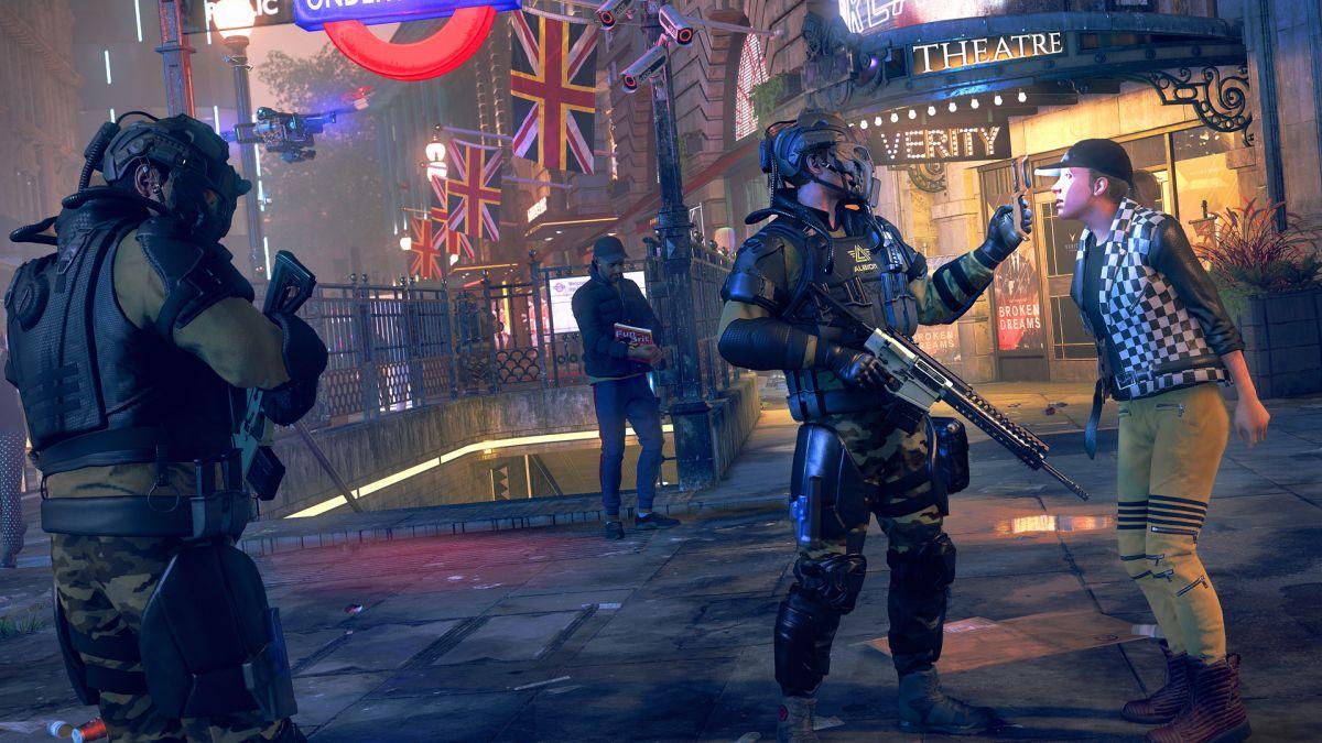 La actualización de Watch Dogs Legion 60FPS estará disponible para PS5 y Xbox Series X.
