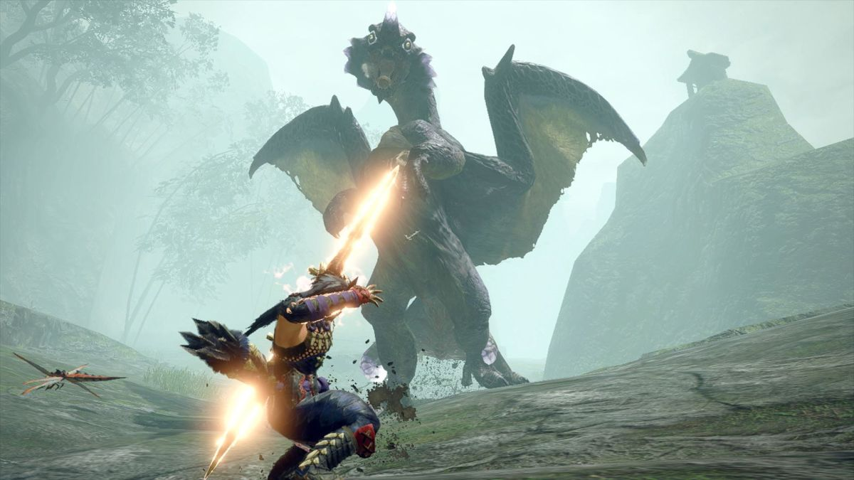 Monster Hunter Rise obtiene 3 dragones ancianos, armadura en capas, cacerías de ápices y una hoja de ruta de lo que vendrá