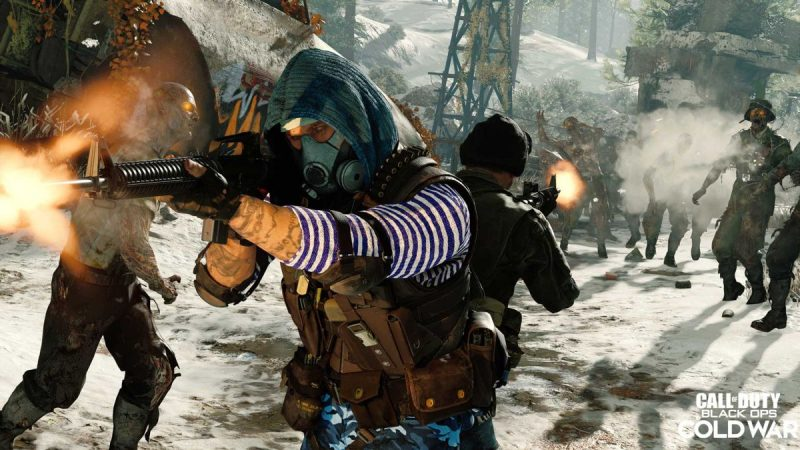 Call of Duty: Black Ops Cold War zombies bans no es un error, dice el administrador de la comunidad