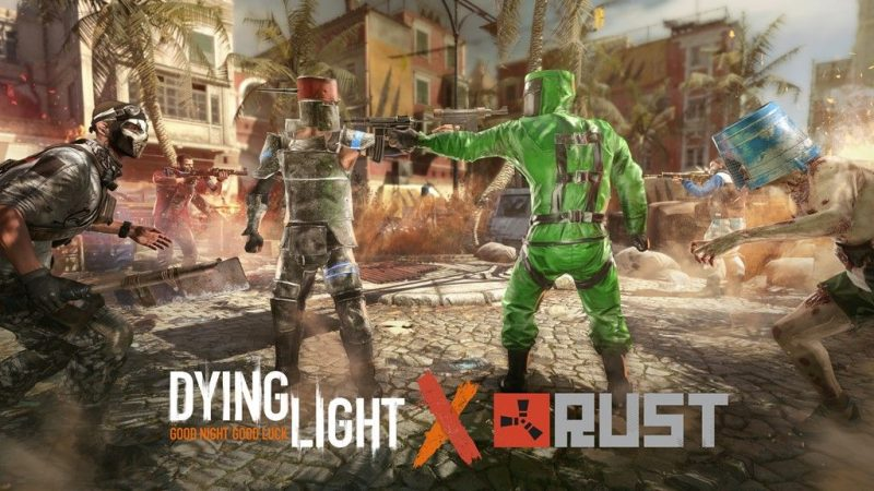 "El evento crossover ""Dying Light Rust"" ya está en vivo"
