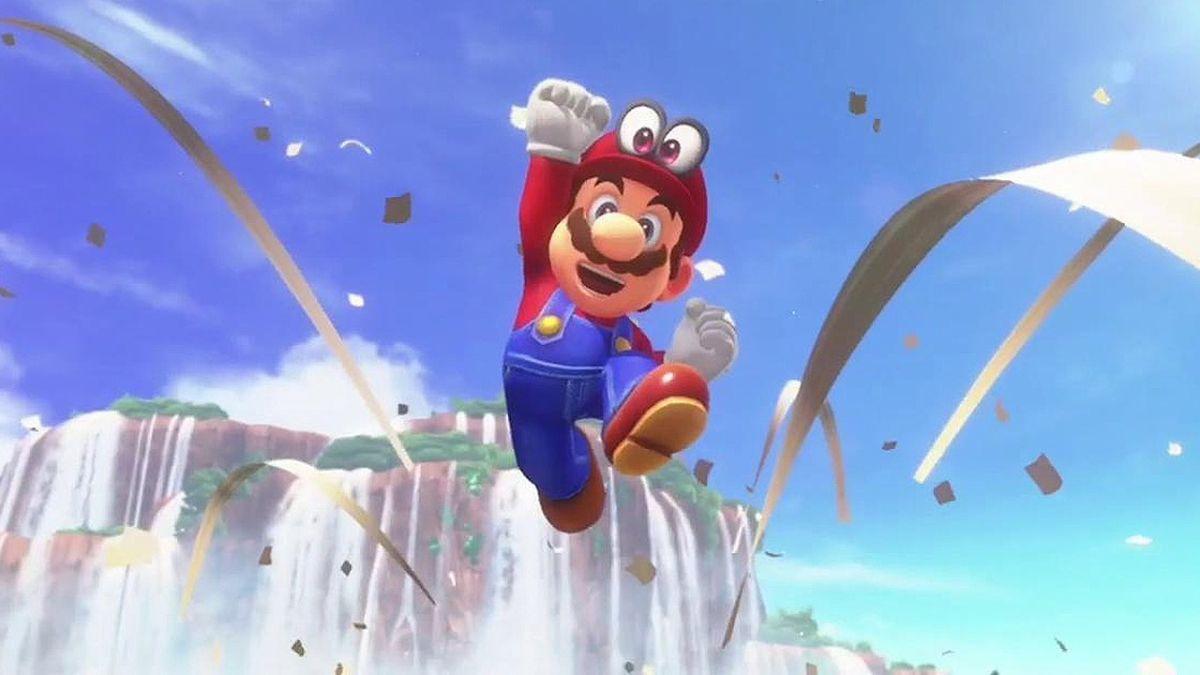 El demake de Super Mario Odyssey muestra cómo se vería como un juego 2D de NES