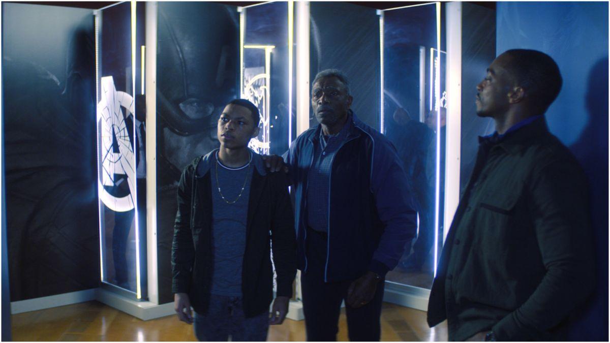 La estrella de Falcon and Winter Soldier sugiere que vendrán más Eli Bradley