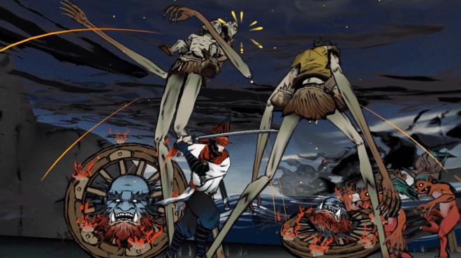 El nuevo juego de acción de Platinum Games, World of Demons, está disponible exclusivamente en Apple Arcade.