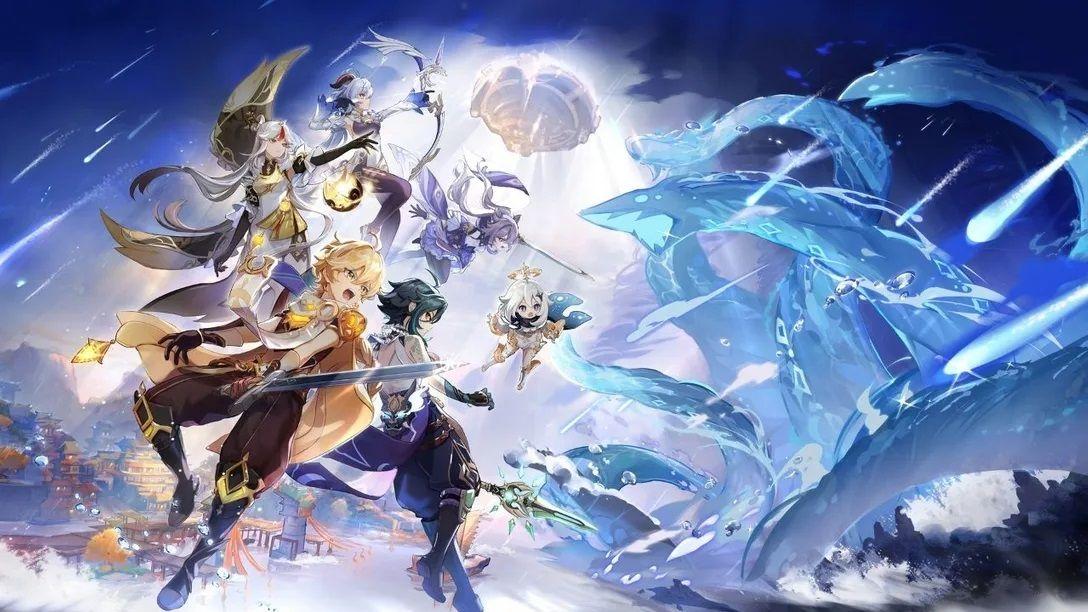 La fecha de lanzamiento de Genshin Impact PS5 está programada para el 28 de abril