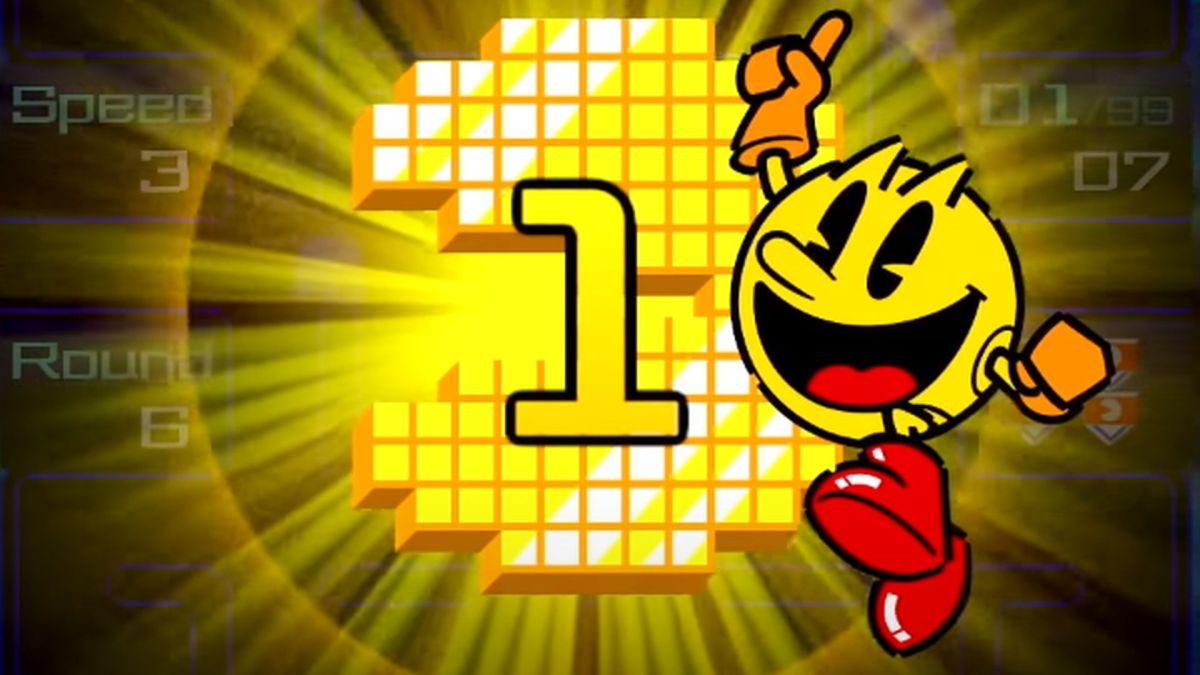 Pac-Man 99 es un Battle Royale para Nintendo Switch
