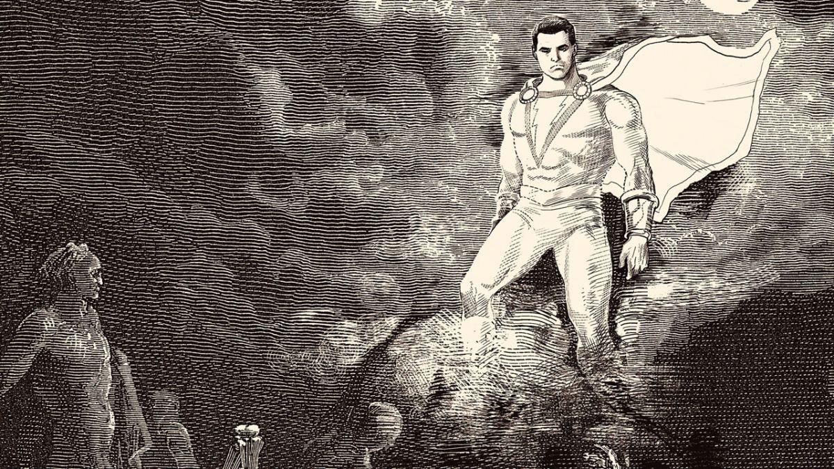 ¡Billy Batson atraviesa la pubertad de superhéroe en el nuevo Shazam!  serie