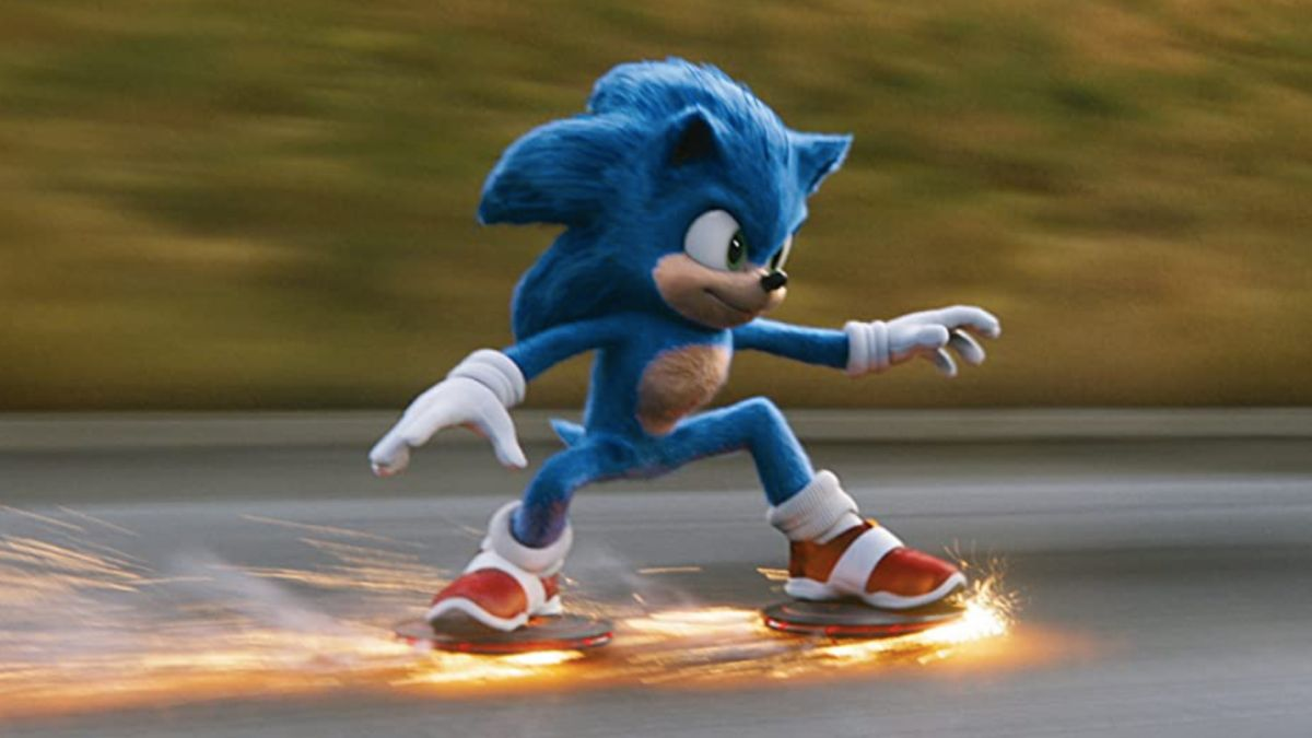 Las fotos del set de Sonic the Hedgehog 2 muestran amigos populares
