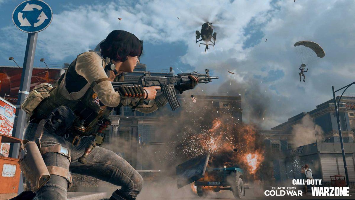 Los desarrolladores de Call of Duty: Warzone quieren comentarios de los jugadores para mejorar las opciones de accesibilidad