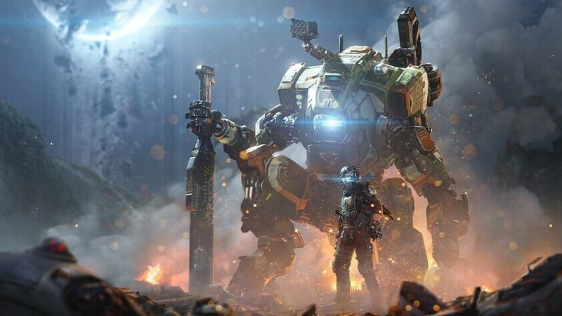 ¿Eliminar titanes en Apex Legends?