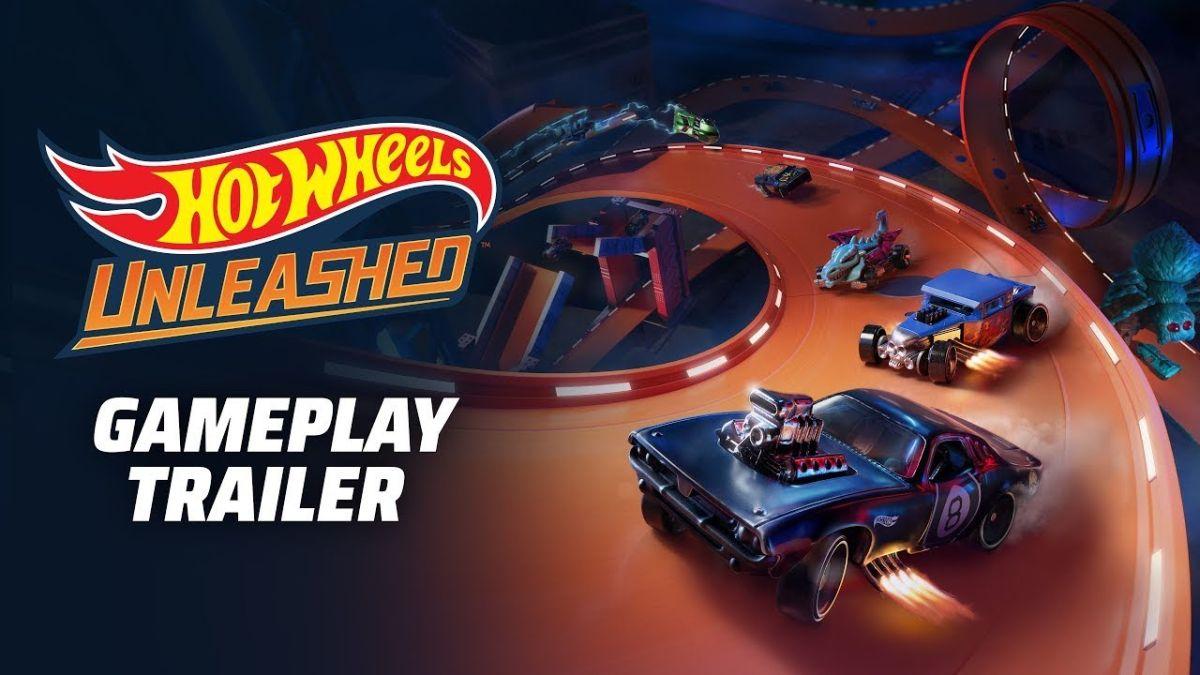 El tráiler del juego Hot Wheels Unleashed es una explosión a través de un antiguo garaje