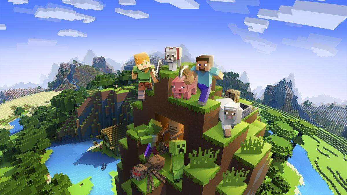 La actualización de Minecraft Cliffs & Caves se ha retrasado parcialmente, ya que algunas características ahora aparecen en las vacaciones de 2021