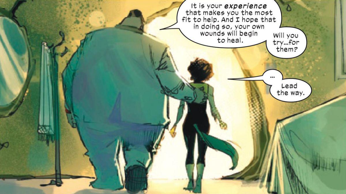 Wolfsbane se une al Rey de las Sombras en la vista previa de New Mutants # 17
