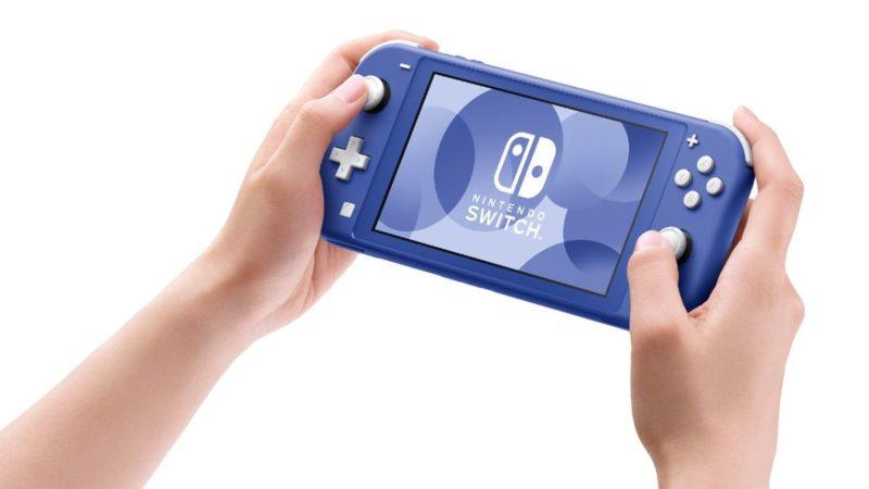 El nuevo color de Switch Lite tiene vibraciones de Nintendo de la vieja escuela