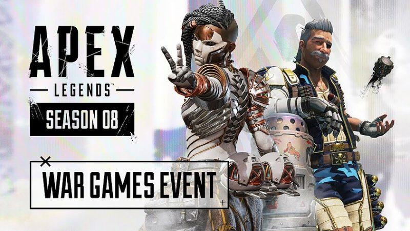 Juegos de guerra en Apex Legends: se llama un nuevo evento de recolección