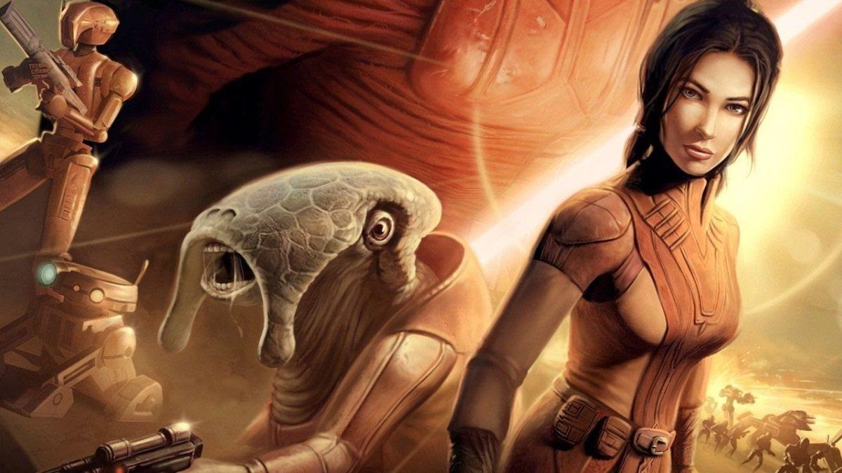 Se dice que el remake de Star Wars: Knights of the Old Republic está en proceso