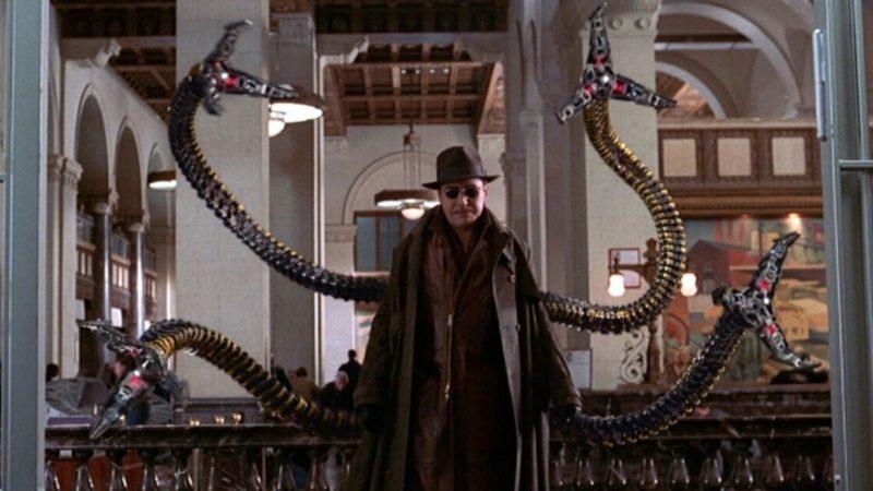 Alfred Molina confirma que regresará como Doc Ock para Spider-Man 3