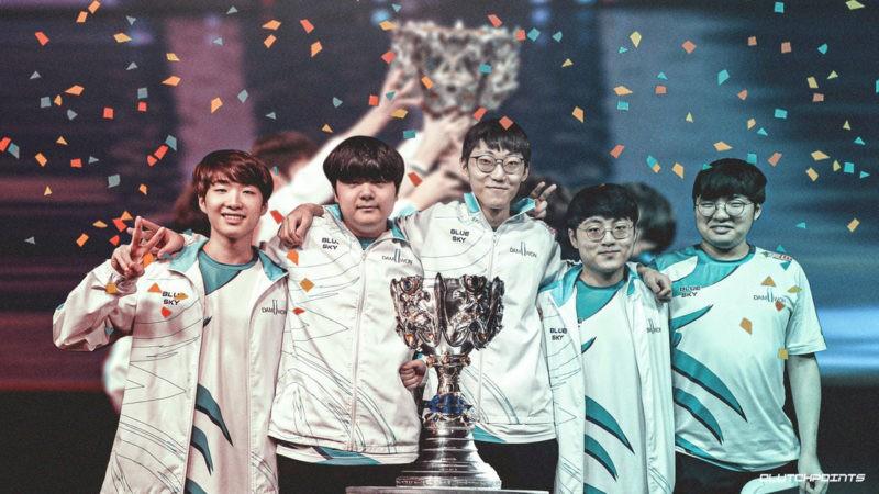 DWG KIA y Cloud9 luchan por el primer lugar en el ranking de equipos de LoL en MSI